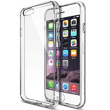 "REARTH Ringke Fusion Apple iPhone 6 Plus  / iPhone 6 ( 5.5"" ) [RFAP016] - Crystal View - Casing Handphone / Case"